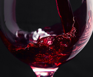 wine and red image