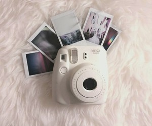 photohraphy, polaroid, and pictures image