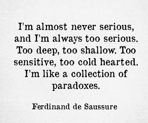 cold, life, and Paradox image