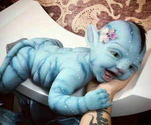 avatar and baby image
