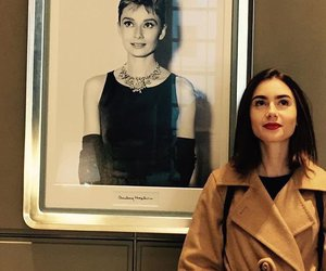 personal and lily collins image