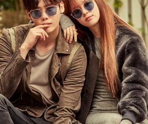 han hyo joo, lee jong suk, and actor image