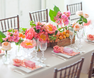 florals, lovely, and pastels image