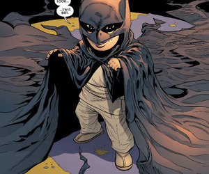 batman, robin, and dc comics image