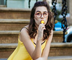 dodie, yellow, and dodie clark image