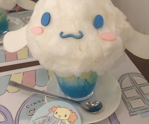cute, kawaii, and cinnamoroll image