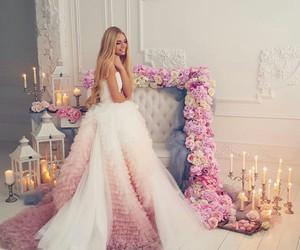 dress, fashion, and magic image