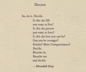 decide, love quotes, and romantic image