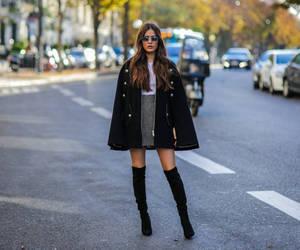 fashion, lookbook, and street style image
