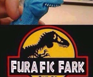 funny, dinosaur, and Jurassic Park image