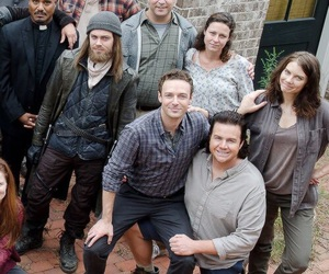 twd, Eugene, and gabriel image