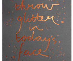 copper, glitter, and grey image