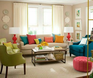 living room and decor image