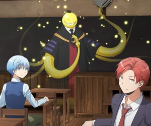 anime, the feels, and assassination classroom image