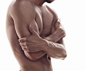 Jamie Dornan, sexy, and Hot image
