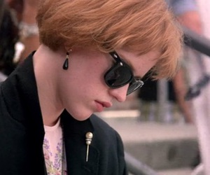 Molly Ringwald and pretty in pink image