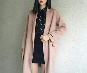 clothes, korean fashion, and look image