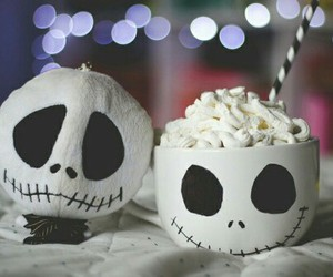 Halloween, drink, and autumn image