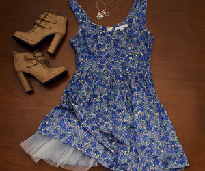 dress, easter, and outfit image