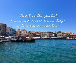 city, Greece, and quote image