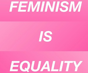 equality, feminism, and gender image