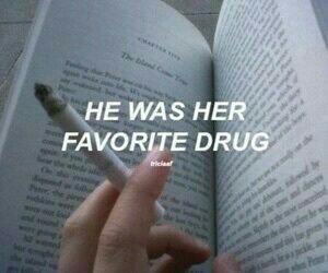 drug, dark grunge, and love i t image