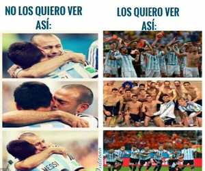 argentina, rojo, and mundial2014 image
