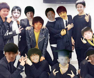 Seventeen and kpop image