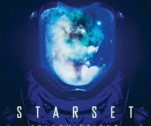 music, starset, and transmission image