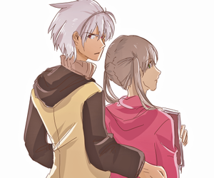 anime, soul eater, and anime couples image