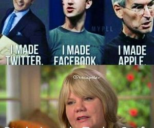 apple, facebook, and Taylor Swift image