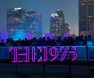 somebody else, the 1975, and matty healy image