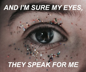 eyes, grunge, and pale image