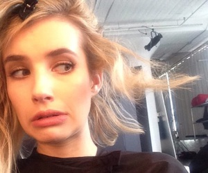 emma roberts, icon, and scream queens image
