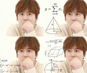 kpop, kyuhyun, and meme image