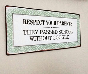 parents and shool image