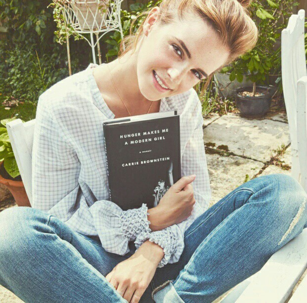 emma watson, books, and indie image