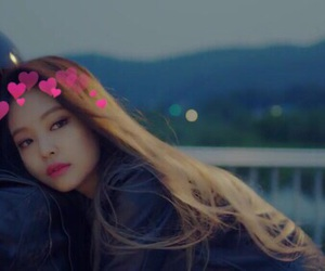 blackpink, jennie, and playing with fire image