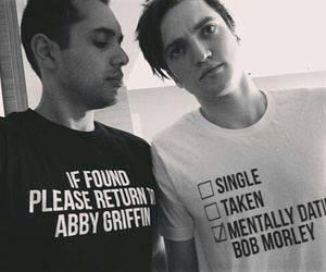 the 100, richard harmon, and bob morley image