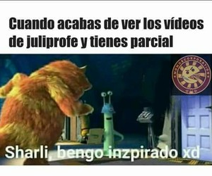 memes, escuela, and chistes image