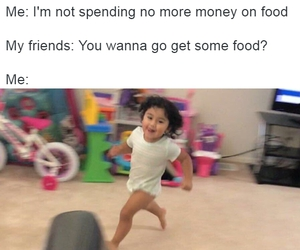 funny, food, and meme image