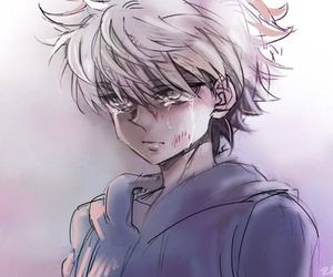 hunter x hunter, killua, and anime image