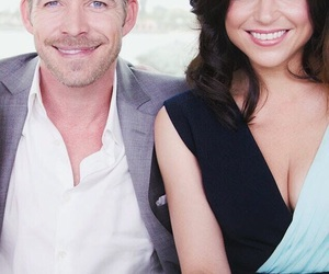 sean maguire, lana parrilla, and ouat cast image