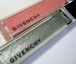 Givenchy, gray, and glitter image