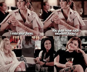 best friends, scene, and pretty little liars image