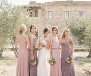 simple bridesmaid dresses and modest bridesmaid dresses image