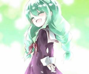 anime, anime girl, and Sae image
