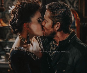outlaw queen and lana & sean image