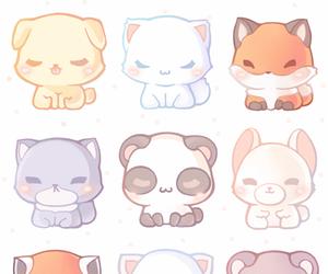 animal, cute, and kawaii image