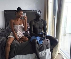 couple, black, and boy image